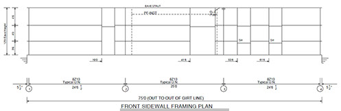 Metal Buildings Construction and Erector Plans