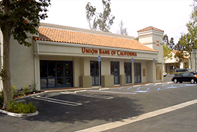 Union Bank of California FInish Construction Bank Building Image